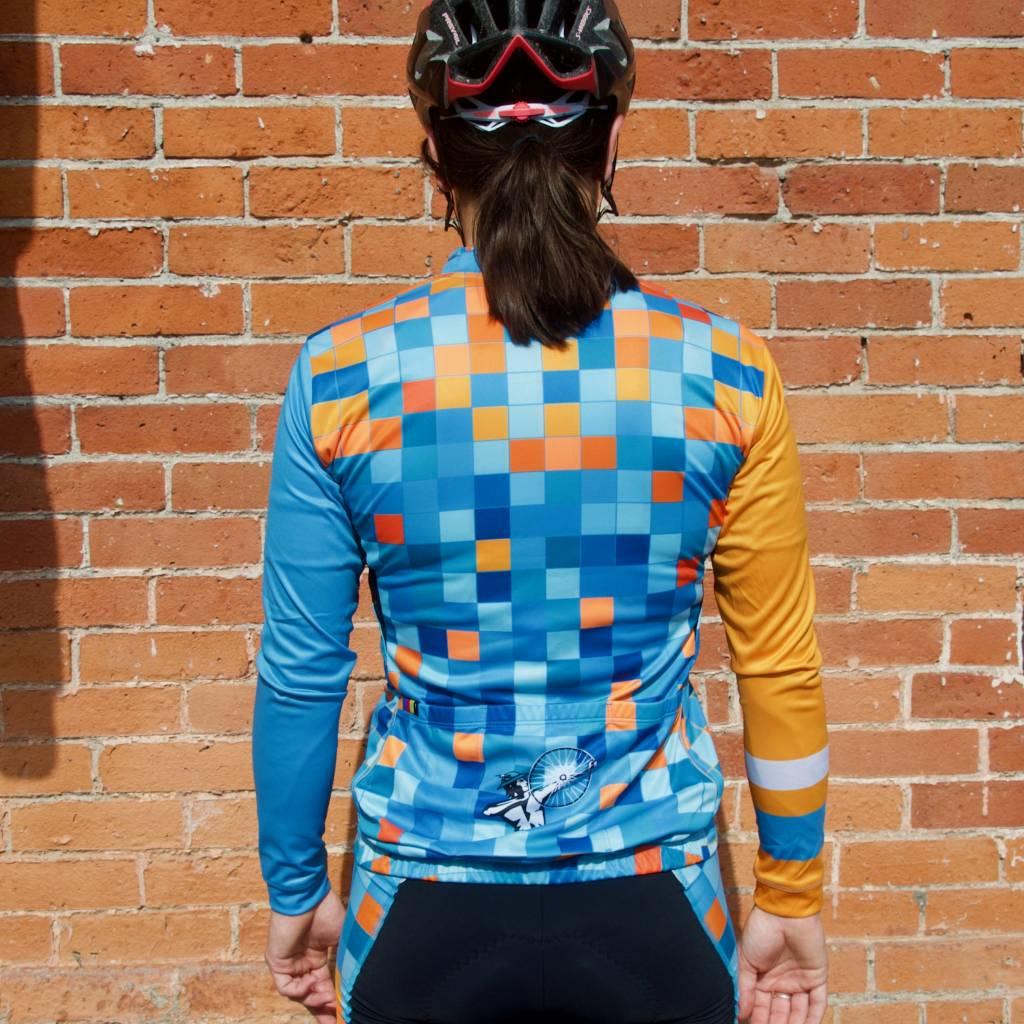 Pixel Women's Long Sleeve RBX Sport Jersey
