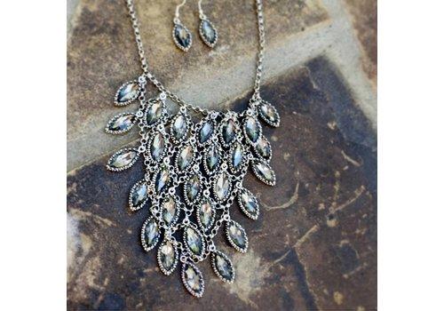 SARAH Necklace/Earring Set