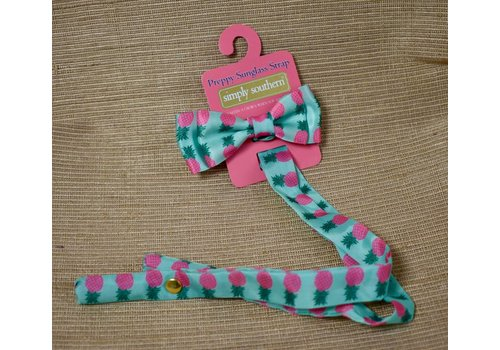 SIMPLY SOUTHERN Pineapple Retainer Bow