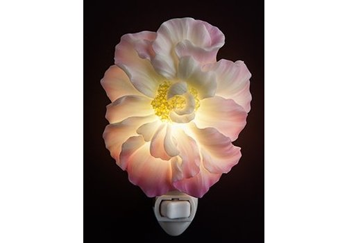 Confederate Rose Night Light