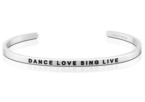 Dance Love Sing Live - Silver
