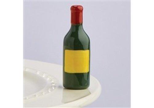 nora fleming Wine Bottle Mini