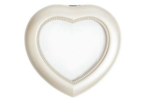 Pearl Heart Music Box