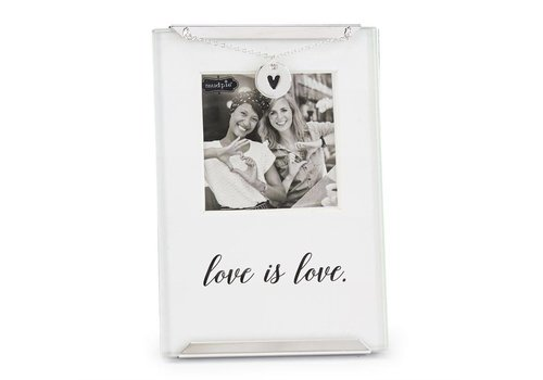 Love is Love clip frame