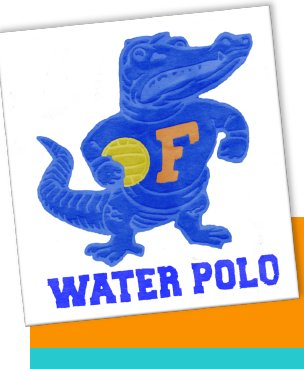 January 2017 UF Women's Water Polo