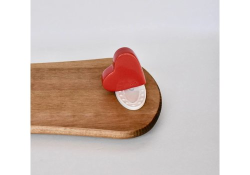 nora fleming Bread Board