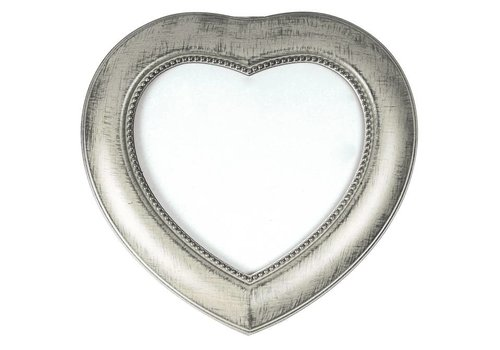 Silver Heart Music Box