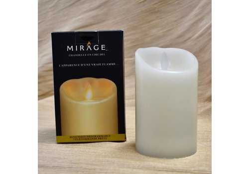 3X5 Flameless Candle
