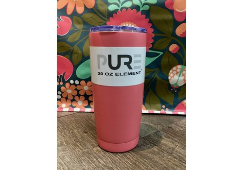 PURE Soft Pink 20oz Tumbler