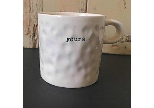 Yours Mug