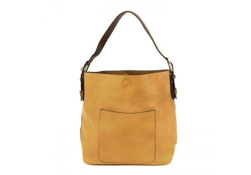 Hobo Bag - Mustard