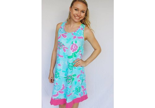 SIMPLY SOUTHERN Friends Dress Youth L/XL