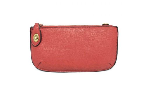 Apple Crossbody Clutch