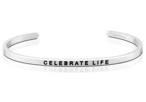 Celebrate Life - Silver
