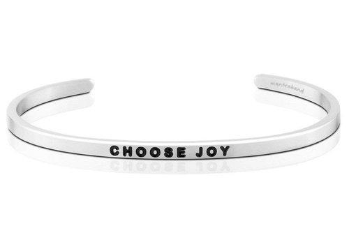 Choose Joy Mantraband