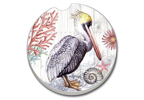 Pelican Car Coaster
