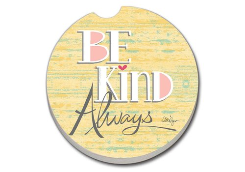 Be Kind Car Coaster