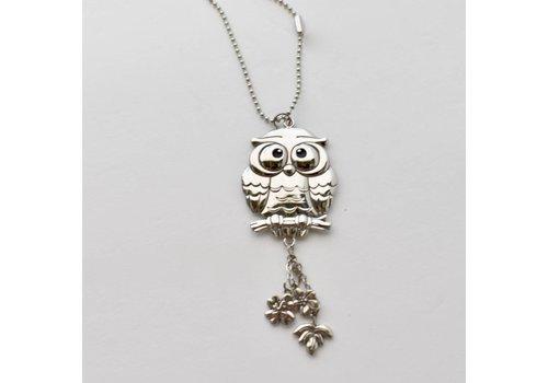 Car Charm Owl