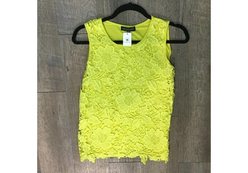 Lace Tank Top S/M