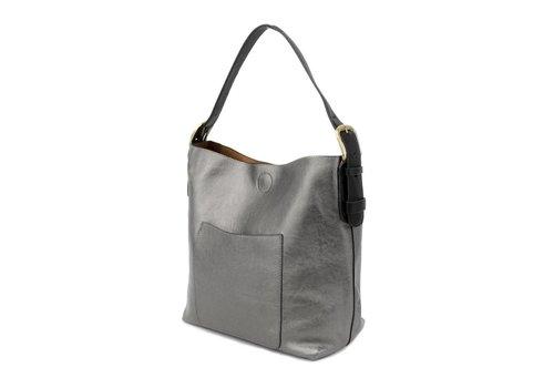 Hobo Bag - Pewter