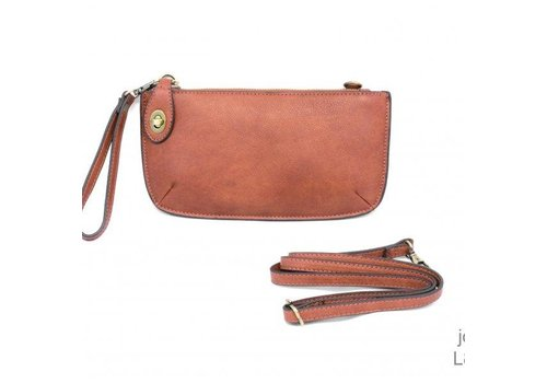 Maple Crossbody Clutch