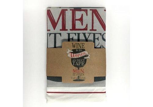 Wine Flour Sack Towel
