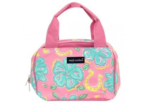 SIMPLY SOUTHERN Hibiscus Lunch Bag