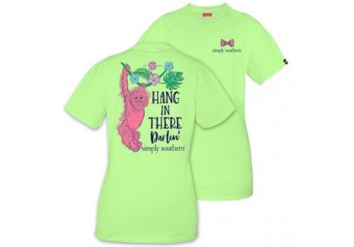 SIMPLY SOUTHERN Hang In There T Shirt