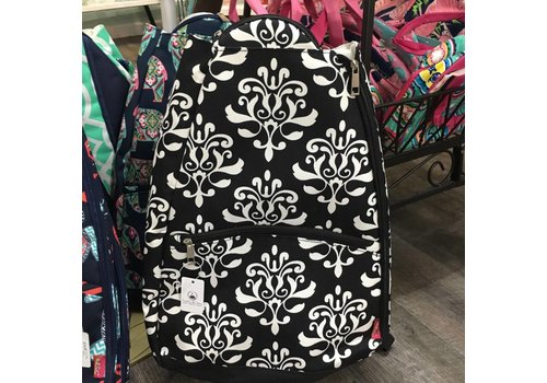 Black Tennis Backpack