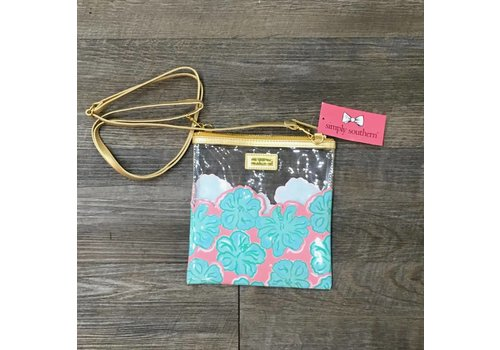 SIMPLY SOUTHERN Simply Southern Hibiscus Crossbody