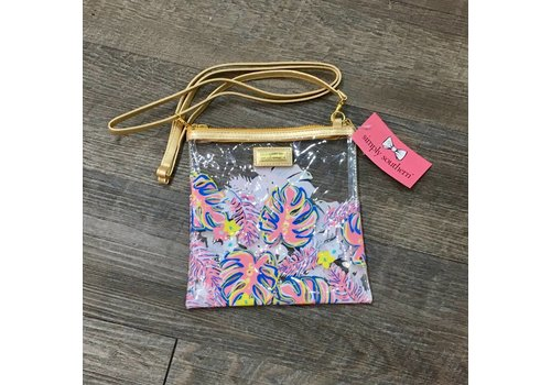 SIMPLY SOUTHERN Leaves Crossbody