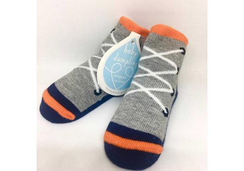 Baby Dumpling Tennis Shoe Socks
