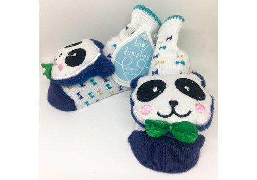 Baby Dumpling Panda Socks