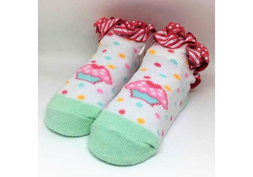 Baby Dumpling Cupcake socks