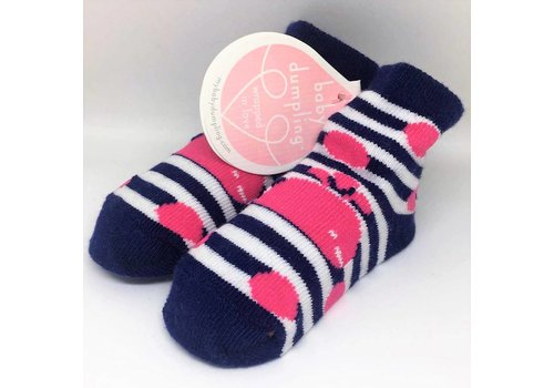 Baby Dumpling Whale Socks