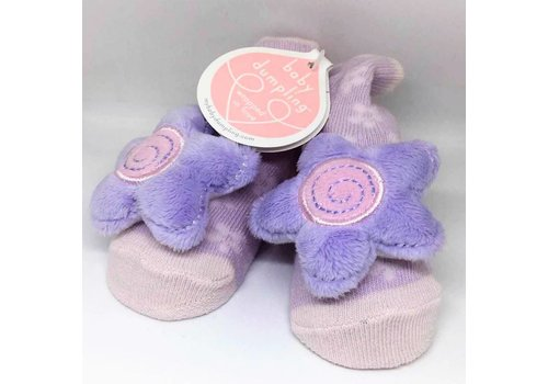 Baby Dumpling Flower Socks
