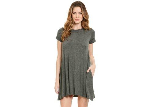 Ash T-Shirt Dress