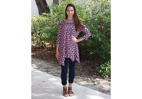 SIMPLY SOUTHERN Sweet Damask Top / Tunic / Dress