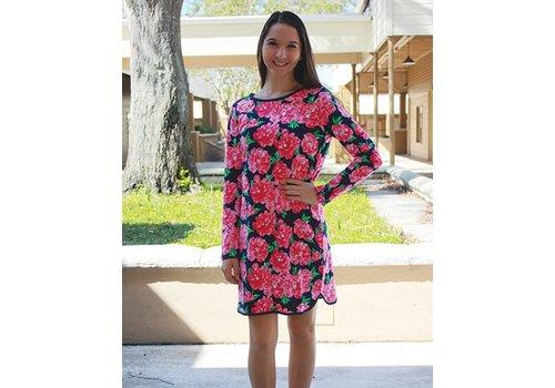 Coralie Floral Dress