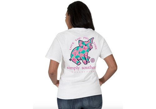 SIMPLY SOUTHERN Simply Southern - Love You Pig Time