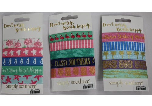 SIMPLY SOUTHERN Simply Southern - Hair Ties