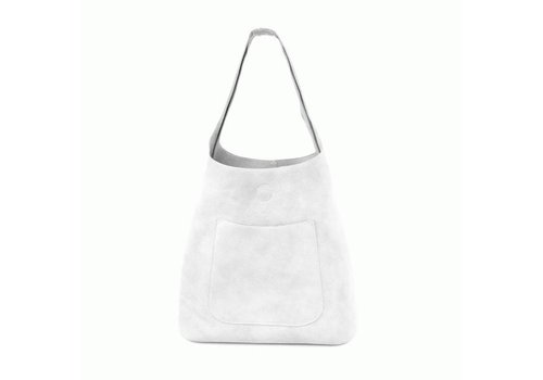 Molly Slouchy Hobo - White