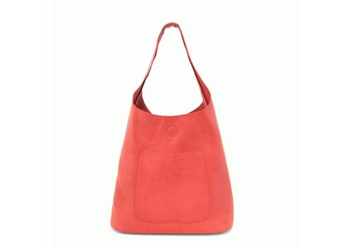 Molly Slouchy Hobo - Red