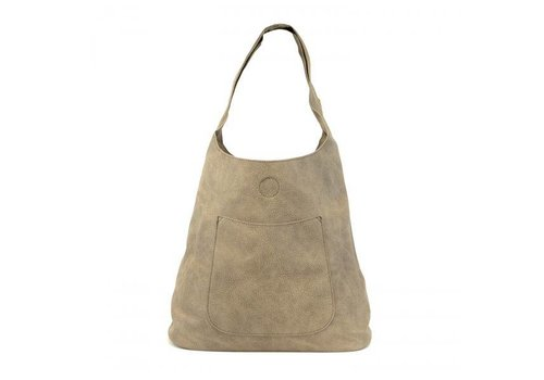 Molly Slouchy Hobo - Ecru