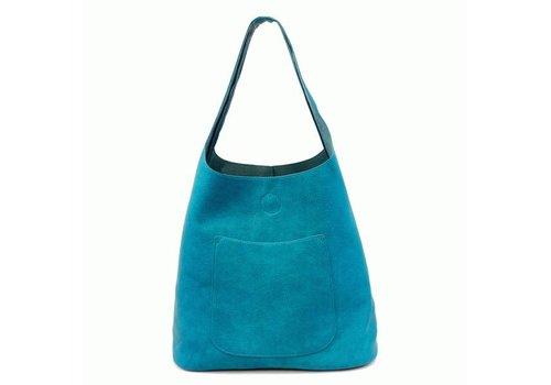 Molly Slouchy Hobo - Dark Turquoise