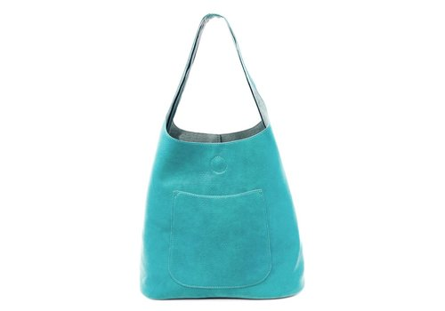 Molly Slouchy Hobo - Aqua