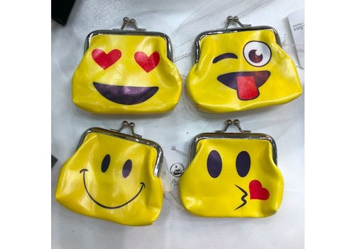 Emoji Coin Purse - 4 styles