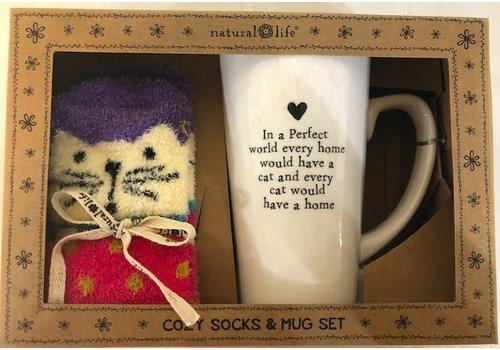 natural life Cat Lover Gift Set