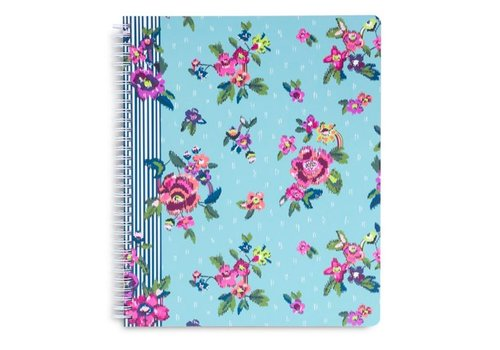 Large Notebook, Water Bouquet