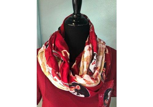 FSU infinity scarf